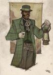 Green Lanters version Western